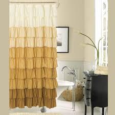 Bathroom Shower Window Curtains by Bathroom White Bathroom Shower Curtain With Tree Design