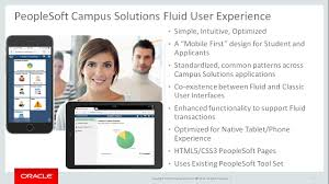 campus solutions 9 2 fluid ui pum image 3 video feature overview