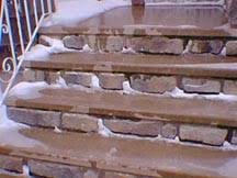 heat mats for shawnee pre cast concrete steps sold in maine