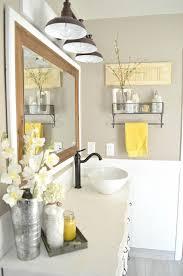 best 25 yellow bathroom decor ideas on pinterest guest bathroom