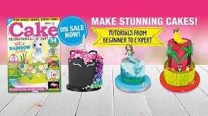 Cake Decoration & Sugarcraft Magazine Home