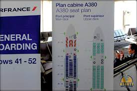 Air France A380 Seat Map by Air France Los Angeles Lax To Paris Cdg Review In Economy