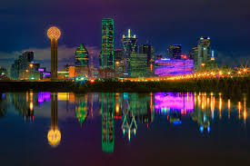 dallas skyline photo gallery