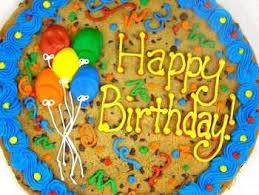 birthday cookie cake birthday cookie cake sweet route cakes birthday