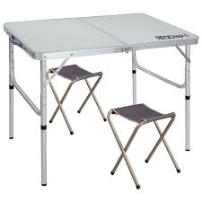 aluminum portable picnic table cing table and chairs portable picnic table with 2 chairs