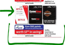 buy used gift cards great way to get 20 netflix buy gift card and earn plenti points