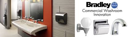 Commercial Bathroom Accessories by Bradley Corp Unoclean