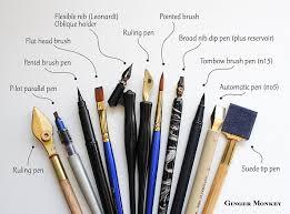 unique pen holders 25 unique calligraphy pens ideas on pinterest calligraphy