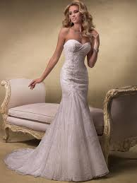Wedding Dresses Maggie Sottero Maggie Sottero Strapless Corset Wedding Dress Mother Of The
