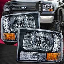 Truck Lighting Ideas by For 04 08 F150 Lobo 06 08 Mark Lt Smoke Halo Projector Headlights