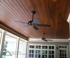 Outdoor Patio Ceiling Ideas by Or Instead Of Painting Stain The Wood Ceiling On The Porch Dark