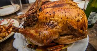 thanksgiving turkey in