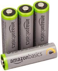 amazon com ebl lcd smart individual aa aaa rechargeable battery