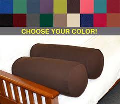 futon pillows premium bolster pillows world of futons