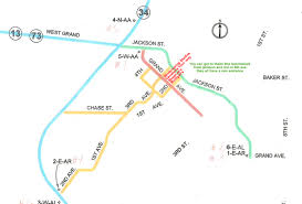 Wisconsin Rapids Map by Wisconsin Rapids Westside Shaw Lee