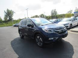 certified 2015 honda cr v awd 5dr touring honda of tiffany