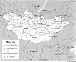 Mongolia Map Anthropology Mongolia And More Mongolia