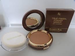 fashion fair true finish powder makeup multiple shades 9g 32oz