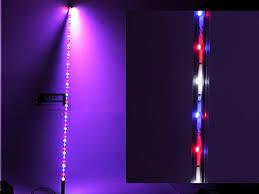led light whip for atv lumitek 6 whip led atv utv truck red white blue led whip light