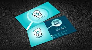 Dental Business Card Designs 75 Free Business Cards A Graphic World