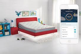 Sleepnumber Beds Sleep Number U0027s New Sleep Iq Kids Bed Could Help Keep Your Child In