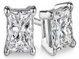real diamond earrings for men 50 creative square diamond earrings for men konzeption best