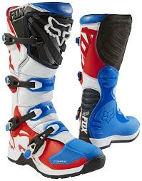 youth motocross boots closeout fox racing youth comp 5 se boots revzilla