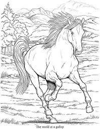 pin free printable horse