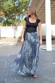 flowy maxi skirts a flowy maxi skirt by laundry