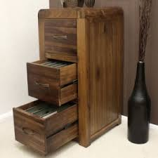 Oak Filing Cabinet 3 Drawer 3 Drawer Vertical Wood File Cabinets Storage Units