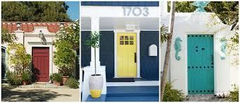 Exterior Door Color Combinations The Prettiest Colors To Paint Your Front Door Door Paint Colors