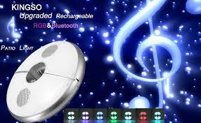 outdoor lights with bluetooth speakers umbrella light
