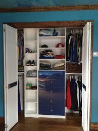 no closet solution custom closet organization system for kids long island