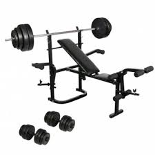 Weights And Bench Set Best 25 Cheap Weight Bench Ideas On Pinterest Garage Flooring