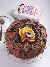 belgian chocolate truffle torte layer cake with chocolate orange