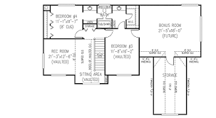 4 bedroom farmhouse plans 3 or 4 bedroom country farmhouse plan 6542rf architectural