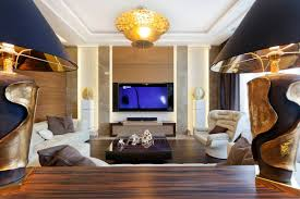 17 ideas of perfect luxury home style in the living room