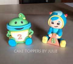 umizoomi cake toppers custom cakes by julie team umizoomi cake toppers