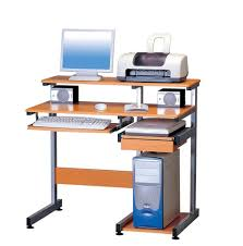 Small Space Computer Desk by Furniture Brilliant Quality Small Computer Desk With Two Wall Art