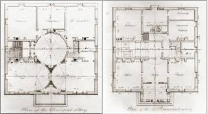 Graceland Floor Plan Of Mansion by The Architecturalist