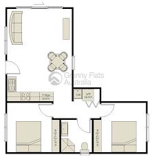 1 bedroom guest house floor plans innovative photo of stylish modern family dunphy house floor plan