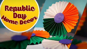 republic day diy home decor easy to make decoration craft