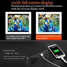 home movie theater projector mini portable hd home cinema theater multimedia lcd projector usb