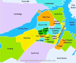 boston city map best boston map for visitors boston discovery guide