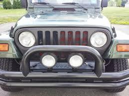 jeep wrangler front grill custom american flag grille insert imgur