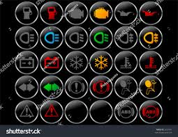 bmw dashboard symbols auto dash symbols