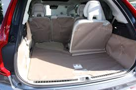 volvo xl 90 volvo xc 90 cargo liners canvasback com