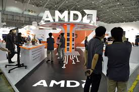 amd stock drops 20 after earnings disappointment fortune
