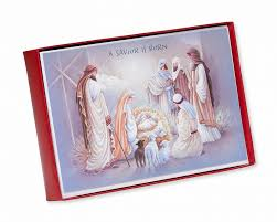 boxed cards nativity christmas boxed cards 14 count shop american