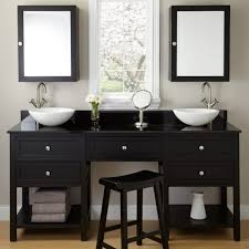Linon Home Decor Vanity Set With Butterfly Bench Black Espresso Makeup Vanity Table Black Bedroom Set Brown Show Home
